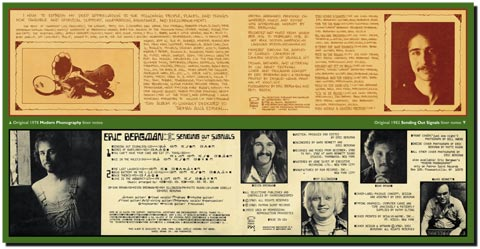 The original LP pocket artwork from the double CD set.