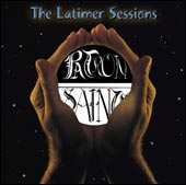 The Patron Saints' Latimer Sessions CD cover