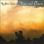 The Patron Saints Time and Place CD cover