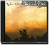 The Patron Saints' Time and Place CD cover.